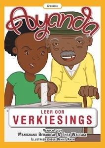 Picture of Ayanda Leer Oor Verkiesings (Afrikaans) by Manichand Beharilal & Thea Wallace