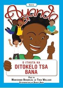 Picture of Ayanda O Ithuta Ka Ditokelo Tsa Bana (Sesotho) by Manichand Beharilal & Thea Wallace