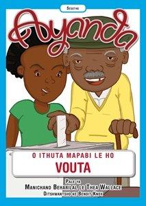 Picture of Ayanda O Ithuta Mapabi Le Ho Vouta (Sesotho) by Manichand Beharilal & Thea Wallace