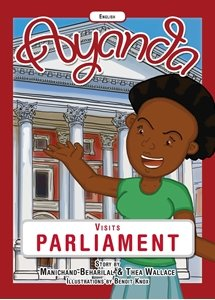 Picture of Ayanda Visits Parliament (English ) by Manichand Beharilal & Thea Wallace