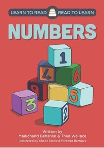 Picture of Learn to Read - Read to Learn Numbers (English) by Manichand Beharilal & Thea Wallace