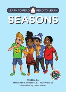Picture of Learn to Read - Read to Learn Seasons (English) by Manichand Beharilal & Thea Wallace