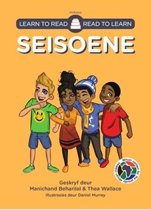 Picture of Learn to Read - Read to Learn Seisoene (Afrikaans) by Manichand Beharilal & Thea Wallace