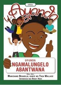 Picture of U-Ayanda Ufunda Ngamalungelo Abantwana (isiXhosa) by Manichand Beharilal & Thea Wallace
