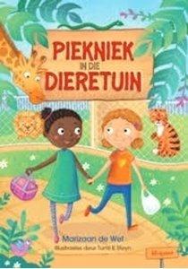 Picture of Piekniek In die Dieretuin (Afrikaans) by Marizaan de Wet