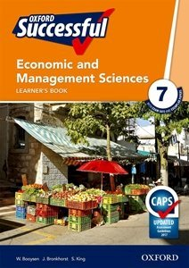 Picture of Oxford Successful Economic & Management Sciences Grade 7 Learner's Book (Oxford SA 2019-2020)