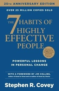 Picture of 7 Habits of Highly Effective People, by Stephen Covey