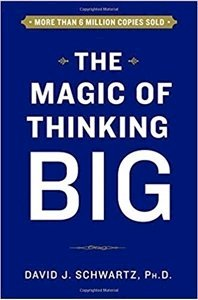 Picture of The Magic of Thinking Big, by David J Schwartz