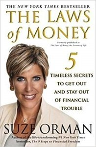Picture of The Laws of Money, The Lessons of Life (Suze Orman)
