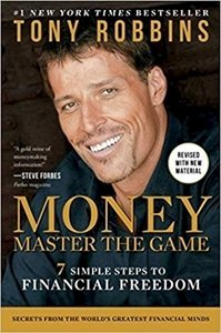 Picture of Money: Master the Game - 7 Simple Steps to Financial Freedom, by Tony Robbins