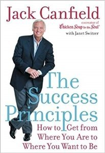 Picture of The Success Principles: How to Get From Where You Are to Where You Want to Be, by Jack Canfield