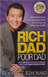 Picture of Rich Dad Poor Dad: What the Rich Teach Their Kids About Money That the Poor and Middle Class Do Not! by Robert Kiyosaki