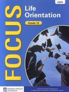 Picture of Focus Life Orientation Grade 12 Learner's Book (CAPS) (Pearson)