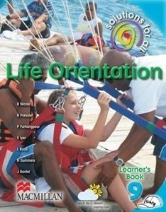 Picture of Solutions for All Life Orientation Grade 9 Learner's Book (Macmillan South Africa 2019-2020)