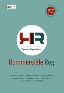 Picture of Algemene Beginsels van Kommersiële Reg (2014 - 8ste uitgawe) (H Schulze, R Kelbrick, T Manamela, P Stoop, E Manamela, E Hurter, B Masuku, C Stoop) Juta (2020)