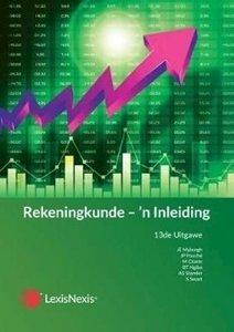 Picture of Rekeningkunde: 'n Inleiding 13de Uitgawe