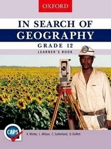Picture of In Search of Geography Grade 12 Learner's Book (Oxford SA 2019-2020)