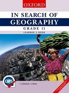 Picture of In Search of Geography Grade 11 Learner's Book (Oxford SA 2019-2020)