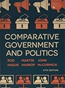 Picture of Comparative Government and Politics: An Introduction 11th Edition (John McCormick, Rod Hague) Springer Nature 2019-2020