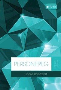 Picture of Personereg (2017 - 6de uitgawe) (T Boezaart) Juta (2020)