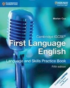 Picture of Cambridge IGCSE First Language English Language and Skills Practice Book