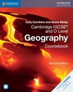 Picture of Cambridge IGCSE and O Level Geography Coursebook with CD-ROM