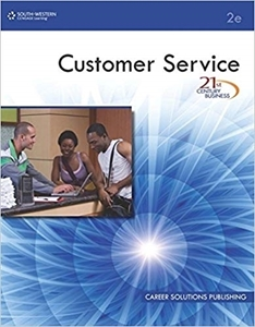 Picture of 21st Century Business: Customer Service, Student Edition, by Careers Solutions Training Group (Cengage 2020)
