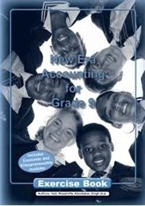 Picture of New Era Accounting Grade 9 Exercise Book (New Generation Publishers)