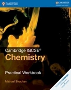 Picture of Cambridge IGCSE Chemistry Practical Workbook