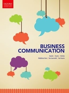 Picture of Business Communcation, by D. Daniels, A. Hunter, V. McGhie, J. Middleton Horn, M. v Jaarsveldt, T . v Vuuren  (OUP SA)