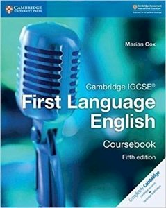 Picture of Cambridge IGCSE First Language English Coursebook (Cambridge University Press)