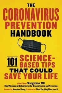 Picture of The Coronavirus Prevention Handbook, by Wang Zhou (JB 2020)