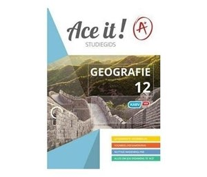 Picture of Ace It! Geography Grade 12 (Afrik) (Shuter & Shooter 2019-2020)