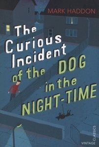 Picture of Curious Incident of the Dog in the Night-time: Vintage Children's Classics (School Edition), by Mark Haddon (Vintage/Penguin 2020)