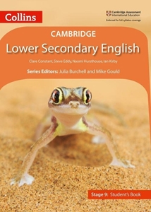 Picture of Collins Cambridge Lower Secondary English - Lower Secondary English Student's Book: Stage 9, by Julia Berchell , Mike Gould (JB 2020)