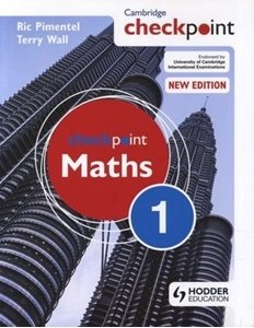 Picture of Checkpoint Mathematics Student's Book 1 (Suitable for Grades 8 - 9)  (Macmillan South Africa 2019-2020)