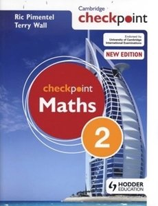 Picture of Checkpoint Mathematics Student's Book 2 (Suitable for Grades 8 - 9) (Macmillan South Africa 2019-2020)