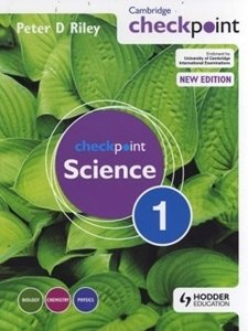 Picture of Checkpoint Science Student's Book 1 (Suitable for Grades 8 - 9)