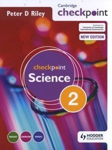 Picture of Checkpoint Science Student's Book 2 (Suitable for Grades 8 - 9)