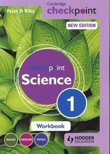 Picture of Checkpoint Science Workbook 1 (Suitable for Grades 8 - 9)