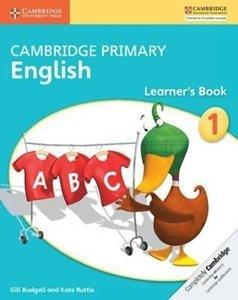 Picture of Cambridge Primary English Learner's Book 1 (Cambridge CIE 2019-2020)