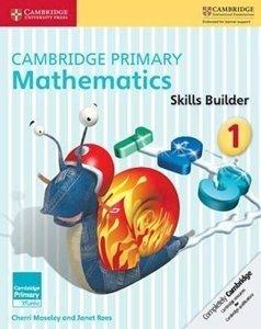 Picture of Cambridge Primary Mathematics Skills Builders 1 (Cambridge CIE 2019-2020)