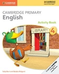 Picture of Cambridge Primary English Activity Book 4 (Cambridge University Press)