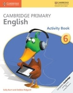 Picture of Cambridge Primary English Activity Book 6 (Cambridge University Press)