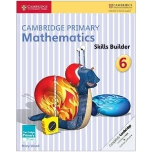 Picture of Cambridge Primary Mathematics Skills Builders 6, by Wood, Mary