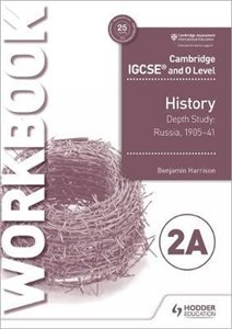 Picture of Cambridge IGCSE O Level History Workbook 2A : Depth Study, Russia 1905-41 (Macmillan South Africa 2019-2020)