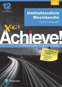 Picture of X-Kit Achieve isiZulu Grade 12 Prescribed Poetry (Pearson Education 2019-2020)