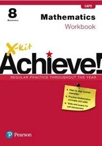Picture of X-kit Achieve Mathematics Workbook G08 (Pearson Education 2019-2020)