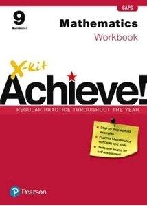 Picture of X-kit Achieve Mathematics Workbook G09 (Pearson Education 2019-2020)