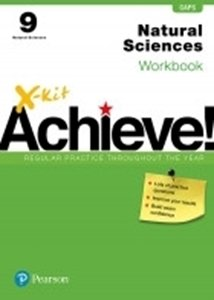 Picture of X-kit Achieve Natural Science Workbook G09 (Pearson Education 2019-2020)